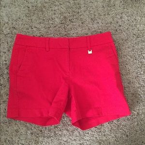 Red Natuica shorts